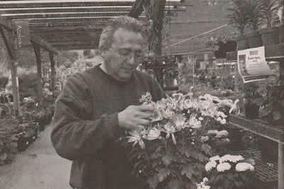 Living His Dream Gustavo Beyer Becomes New Owner Of Alladin Nursery In 2005 Register Pajaronian Photo And News Article March 10